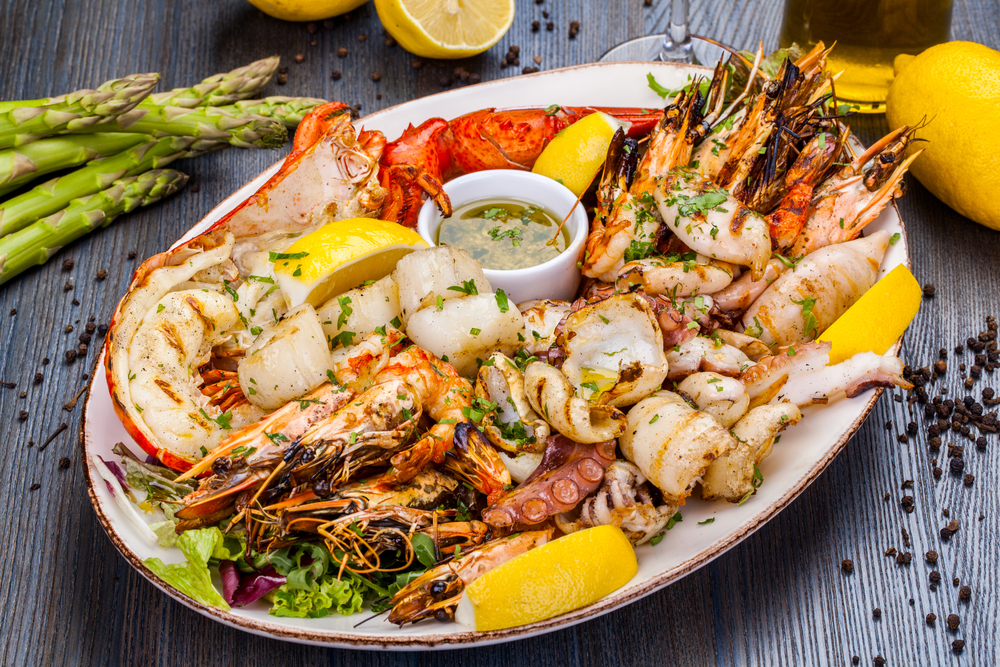 Best Seafood Restaurant Miami Florida