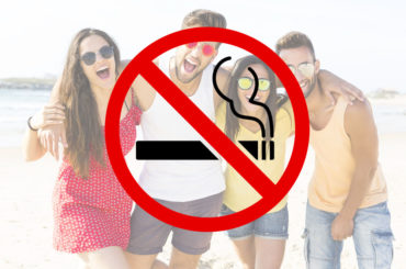 No Smoking allowed in Beach Haven NJ this summer!