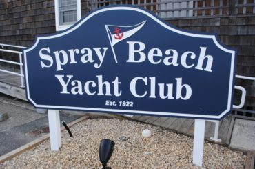 Spray Beach Yacht Club in Beach Haven LBI