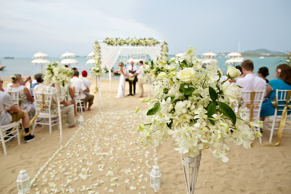 Your Beach Wedding Ceremony: LBI Weddings On The Beach, Keep Cool For Your LBI Wedding