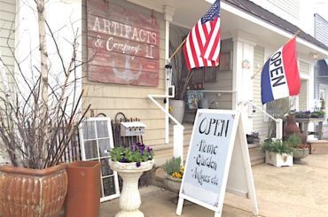 Vintage Furniture Long Beach Island Treasure: Artifacts and Company