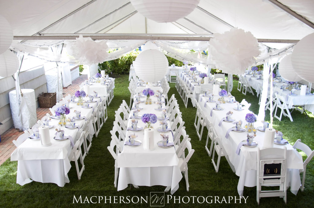 Long Beach Island Wedding Reception