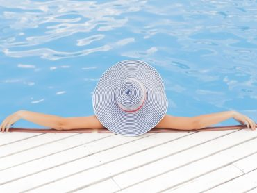The Water's Great! Long Beach Island Hotels with a Pool