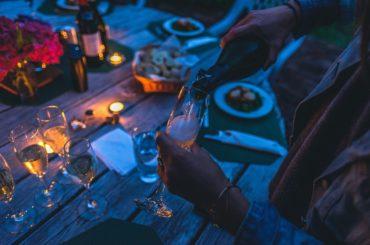 Date Night Romance: Waterfront Dining on Long Beach Island