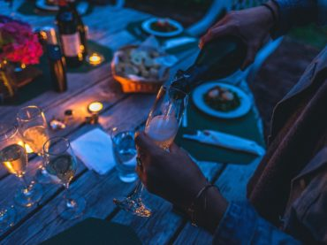 Date Night Romance: Waterfront Dining on Long Beach Island