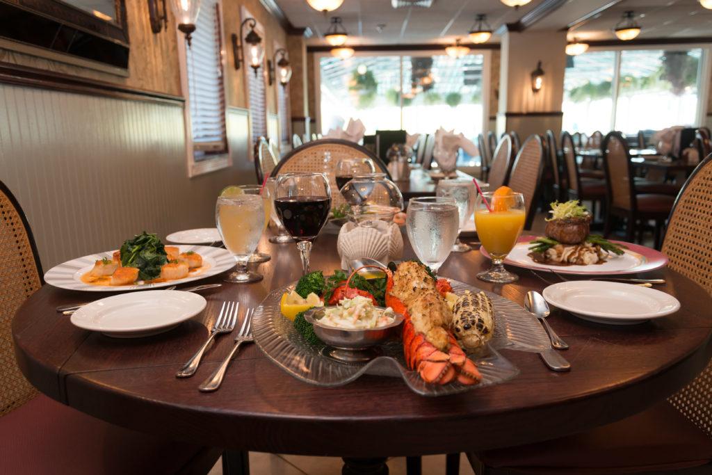 Dinner Best Seafood Restaurants In Lbi