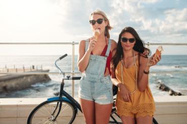 Long Beach Island Boardwalk – Less Walking and More Riding!