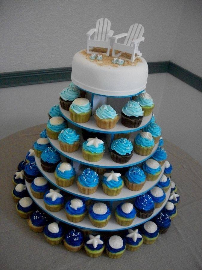 Lbi Wedding Cakes For Beach Weddings 5 Deliciously Beachy Ideas