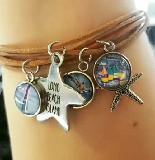 Bracelet Charms, Just Love