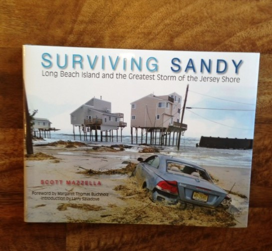 Surviving Sandy Book - Song of the Sea LBI